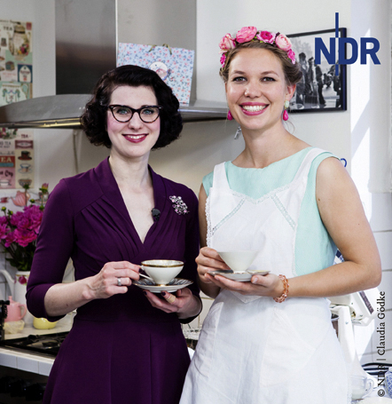 Theresas Küche – Episode: Vintage Tea Party | Sender: NDR | 09. November 2014